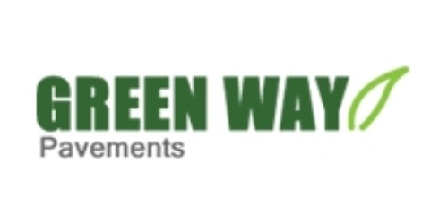 Green Way Pavements coupons