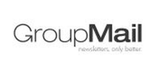 GroupMail coupons