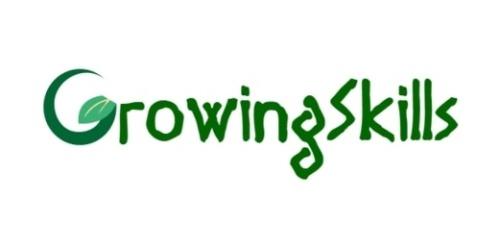 Growing Skills coupons