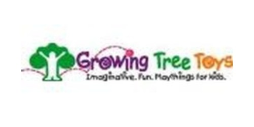 Growing Tree Toys coupons