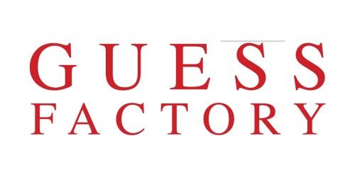 Guess Factory coupon
