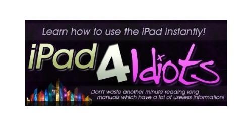 iPad 4 Idiots coupons