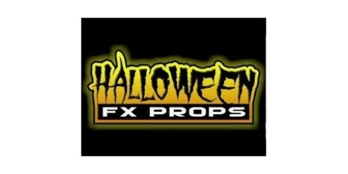 Halloween FX Props coupons
