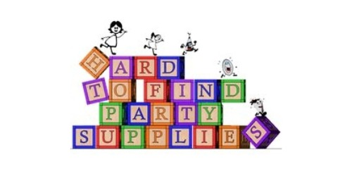 20 off hard to find party supplies promo code hard to find party