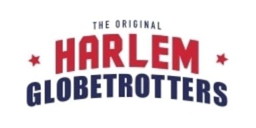 Harlem Globetrotters coupon