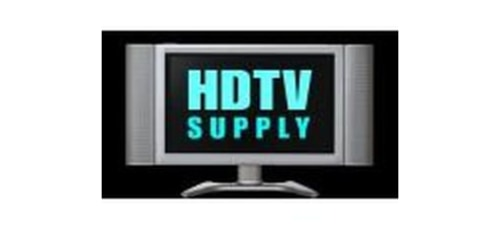 HDTV Supply coupons