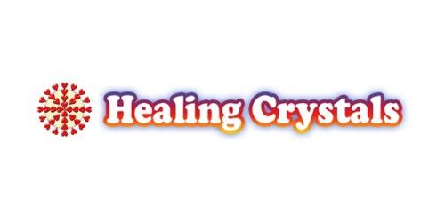 Healing Crystals coupons