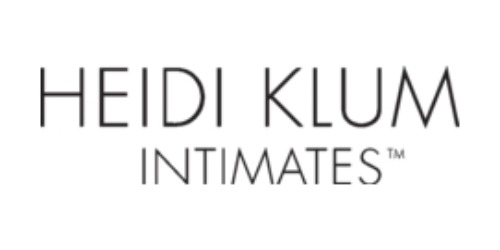 37ecc58626e07 Heidi Klum Intimates Coupon Stats. 12 total offers. 1 promo codes