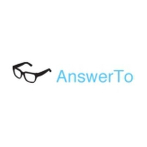 Answer.To