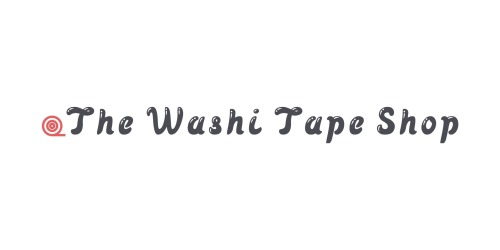The Washi Tape Shop coupons