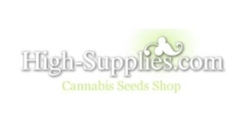 High Supplies coupons