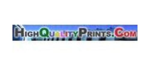 HighQualityPrints.com coupons