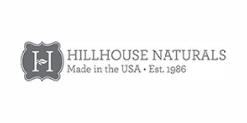 Hillhouse Naturals Farm coupons