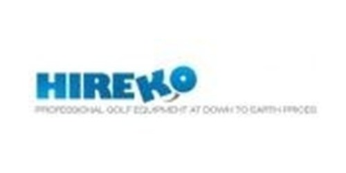 Hireko Golf coupons