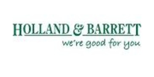 Holland and Barrett coupon