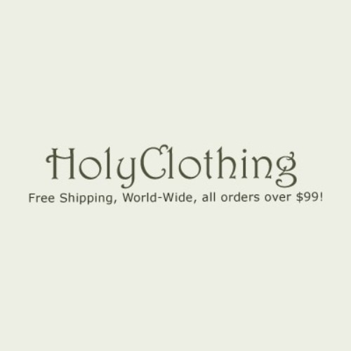 Holy Clothing Promo Codes & Coupons