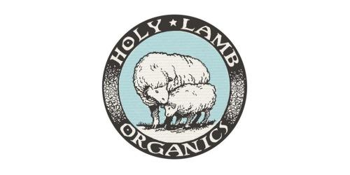 Holy Lamb Organics coupons