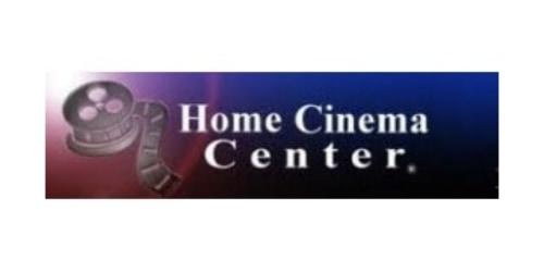 Home Cinema Center coupons