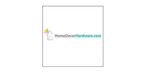 Home Decor Hardware coupon