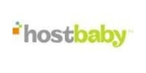 HostBaby coupons