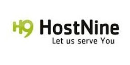 HostNine coupons