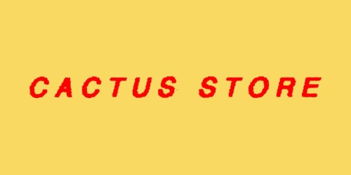 Cactus Store coupons