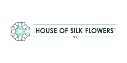 House of Silk Flowers coupons