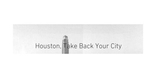 Houston, Take Back Your City coupons