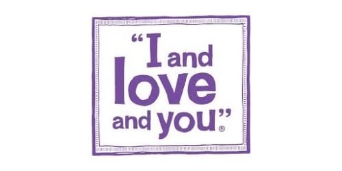 I and Love and You coupons