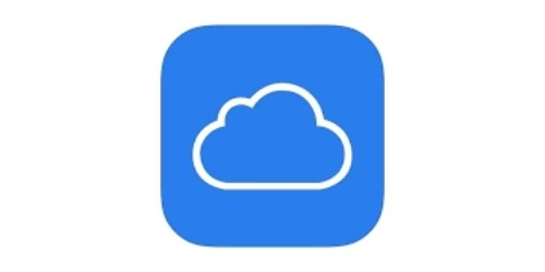 Apple iCloud coupons