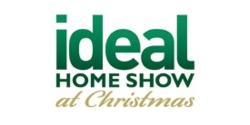 Ideal Home Show Christmas coupons