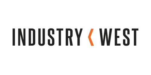 968dc765b6a Industry West Coupon Stats. 12 total offers. 5 promo codes. Last updated April  19 ...
