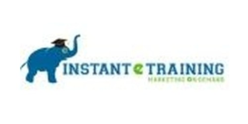 Instant E-Training coupons