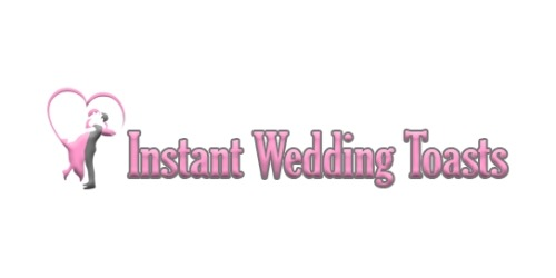 Instant Wedding Toasts coupons