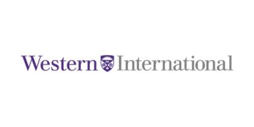 Western International coupons