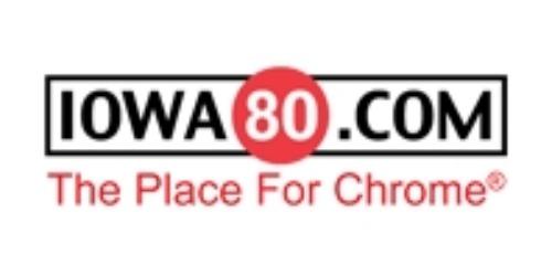 Iowa 80 coupon code