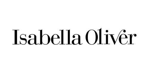Isabella Oliver coupons