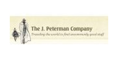 J. Peterman coupons