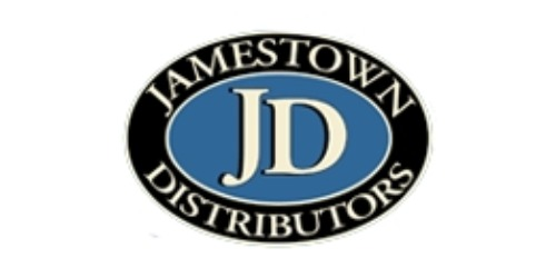 Jamestown Distributors coupon