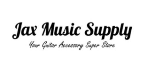 Jax Music Supply coupons