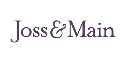 Joss & Main coupon