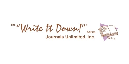 Journals Unlimited coupons