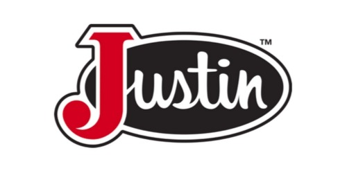 Justin Boots coupon