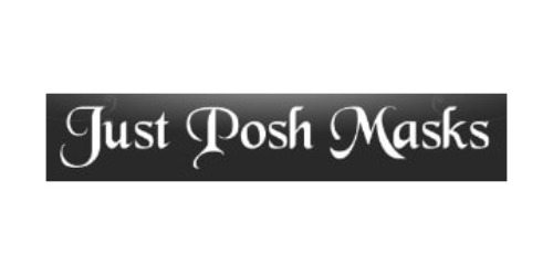 Just Posh Masks coupons