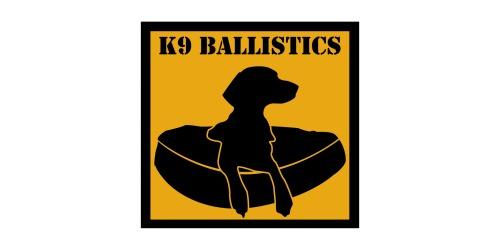 K9 Ballistics Inc. coupons