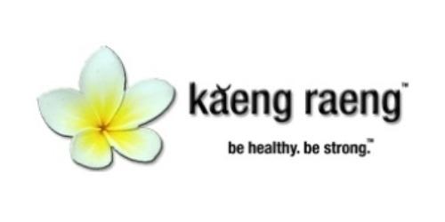Kaeng Raeng coupons