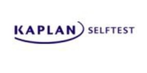 KAPLAN SelfTest coupons