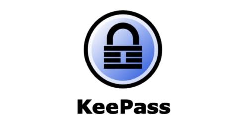 KeePass coupons