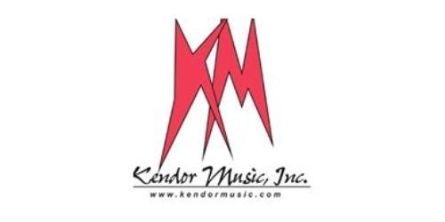 KendorMusic.com coupons
