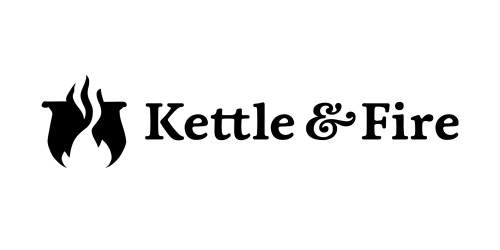 Kettle & Fire coupon